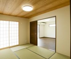 実は、家に和室を設ける割合は増え続けています